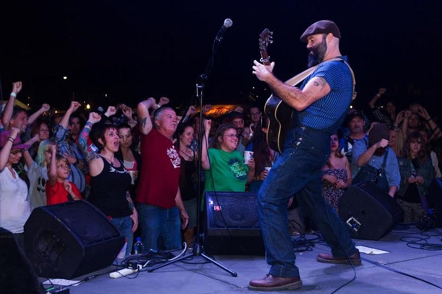Long Beach Folk Revival Festival