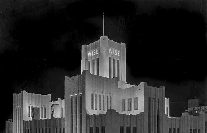 Long Beach Lost: Downtown's 'Gray Ghost,' the Art Deco masterpiece known as the Wise Building