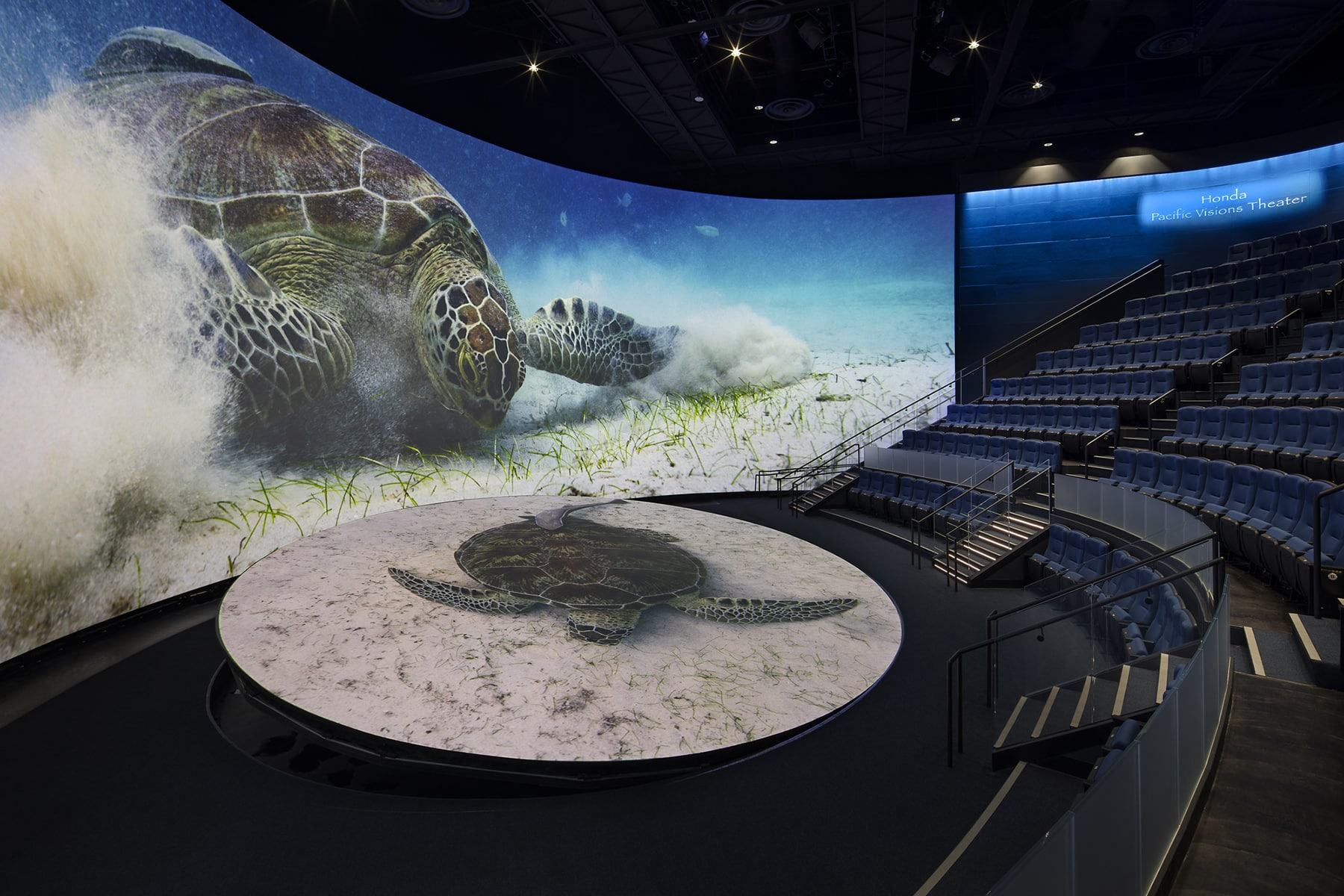 Virtual Touch technology brings Pacific Visions to a more diverse