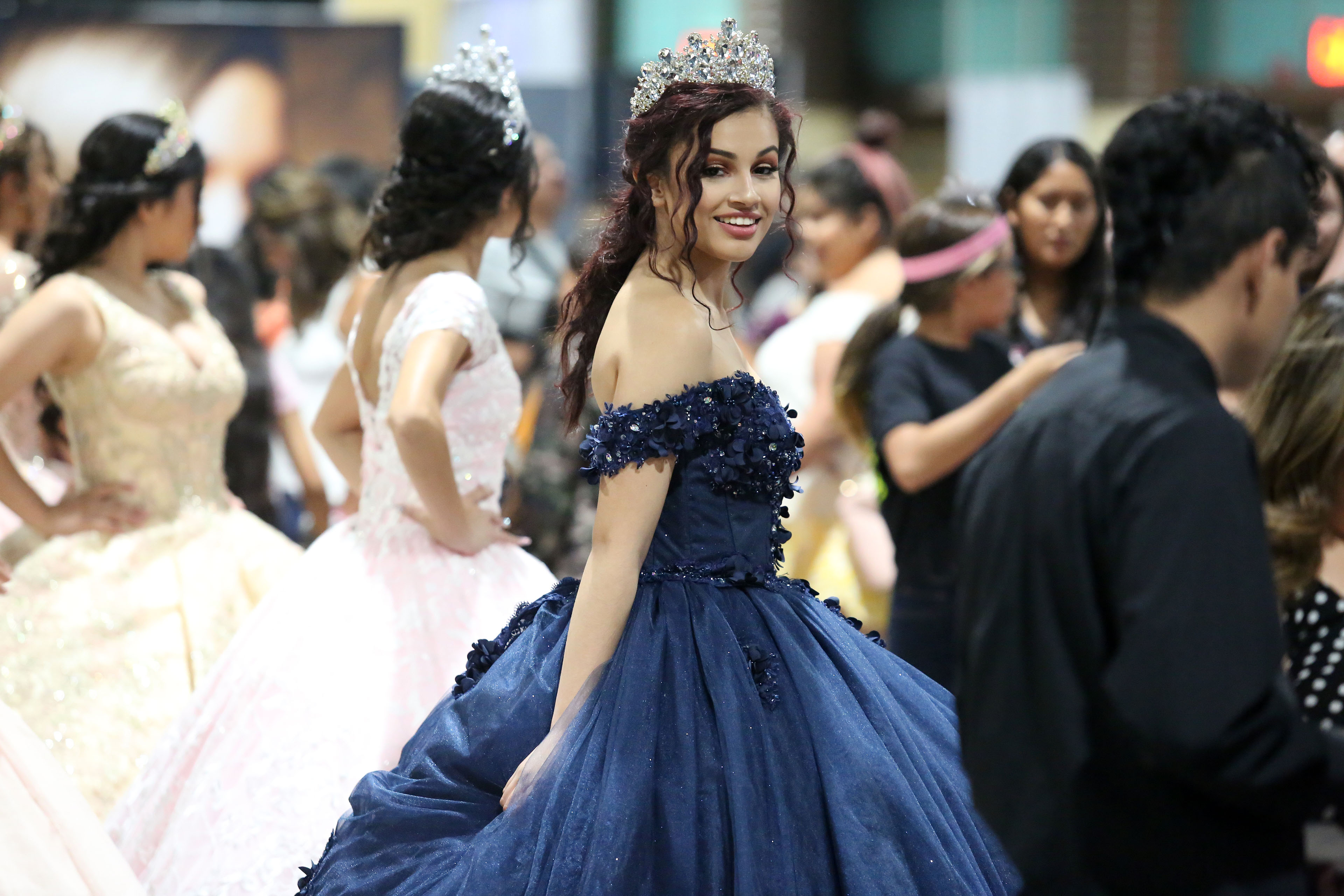 In Photos At The Quinceanera Com Expo All These Ideas