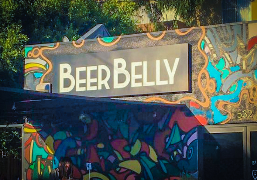 Beer Belly closes flagship location in Koreatown