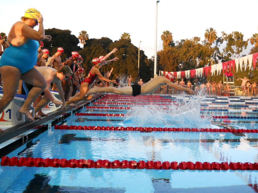 Temporary Belmont Plaza Pool Opens to Public • Long Beach ...