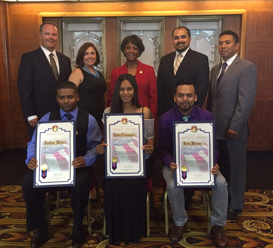 District Attorney Honors Courageous Citizens In Long Beach
