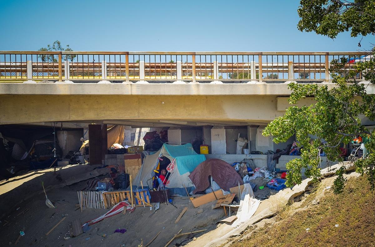 Bellflower Joins Orange County Homeless Settlements More