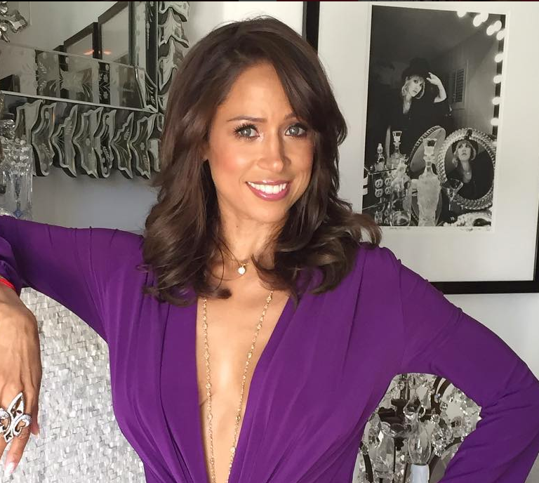 Actress And Conservative Commentator Stacey Dash Files