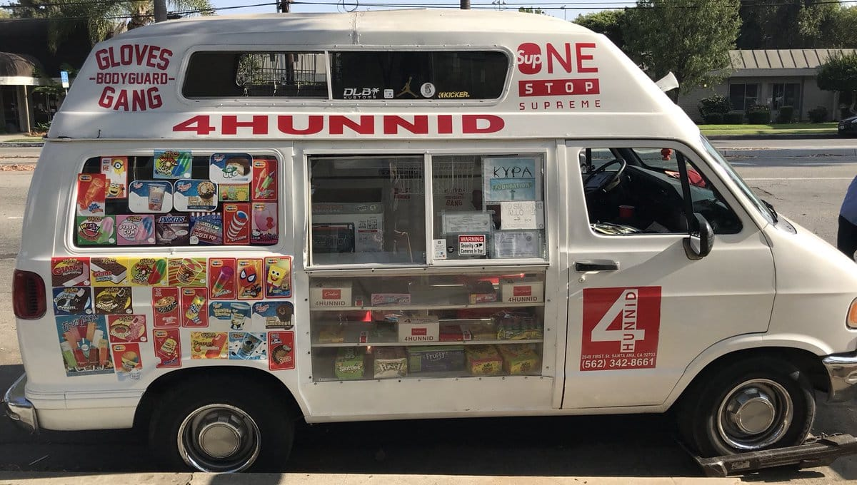 Ice Cream Trucks For Sale >> Ice Cream Truck Actually Sold Meth And Marijuana Police Say Long