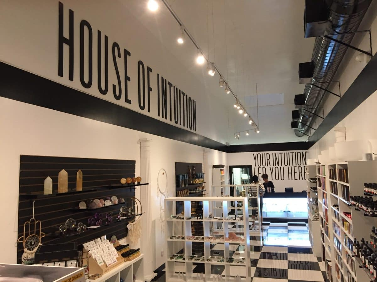 Metaphysical meets modern at newest retail shop in Belmont Shore