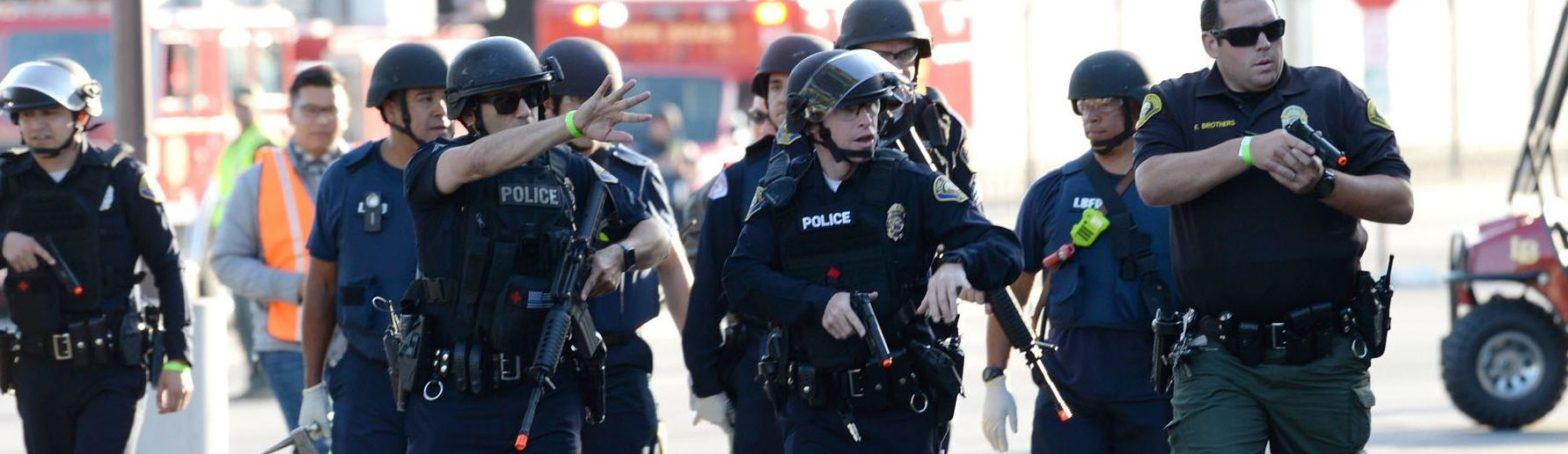Police, fire departments practice active shooter drills at