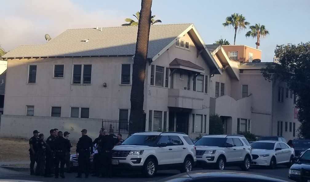 Photos misidentifying police as ICE agents prompts LBPD to