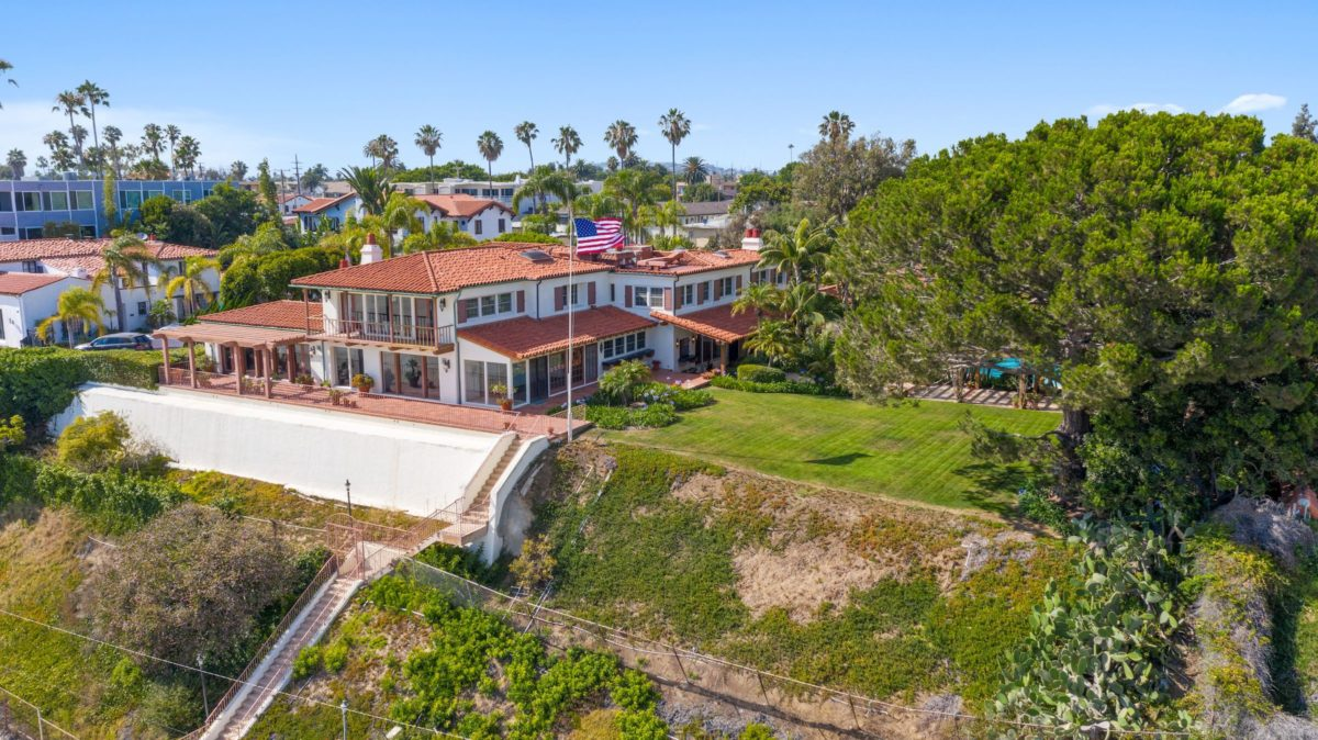Long Beach's most expensive home hits the market at nearly $12M