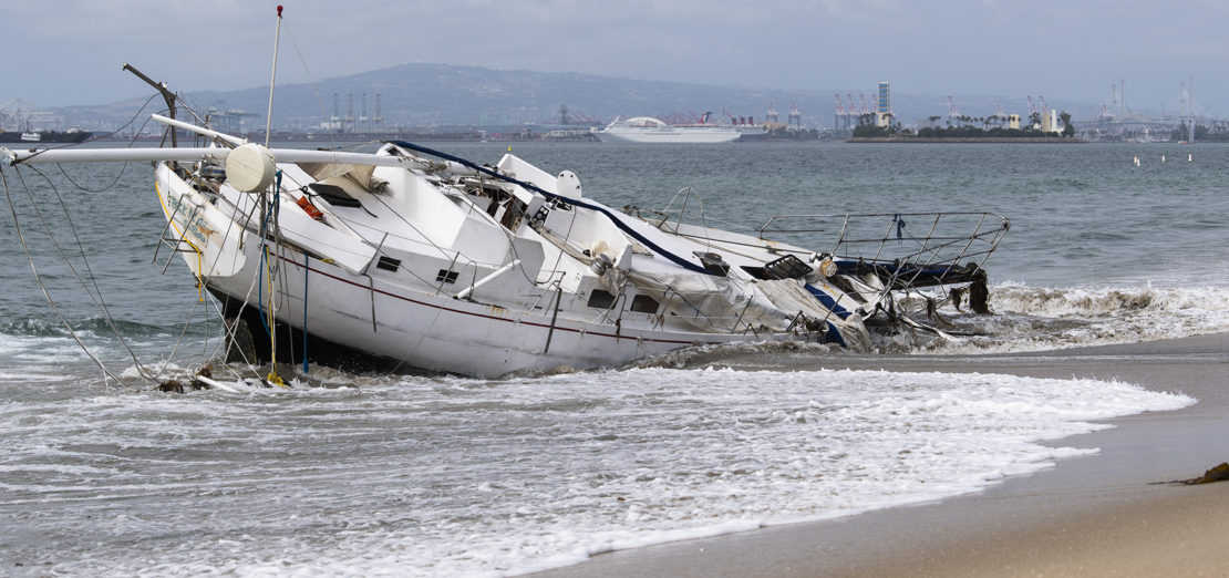 It's a unique challenge': Officials to demolish washed-up