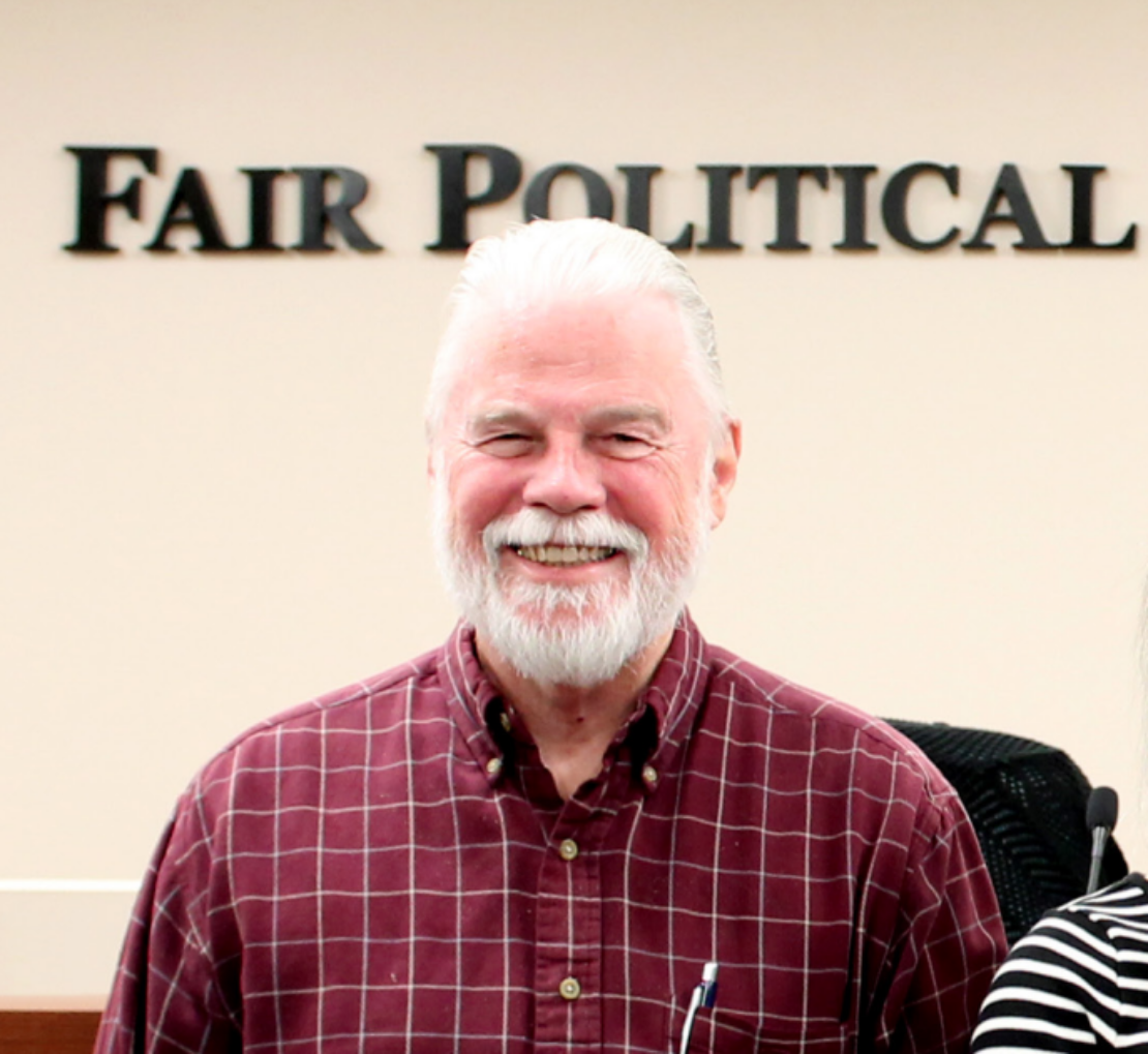 Brian Hatch, a commissioner on the Fair Political Practices Commission. Photo courtesy the FPPC.