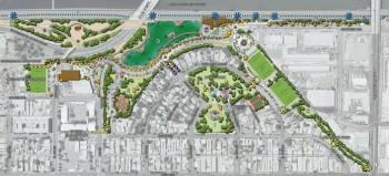 Drake Park Plan