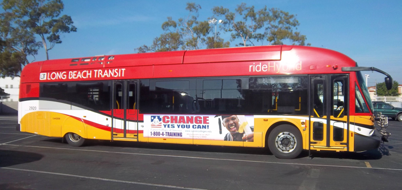 Lbt S Major Changes In Effect Altered Routes Cleaner
