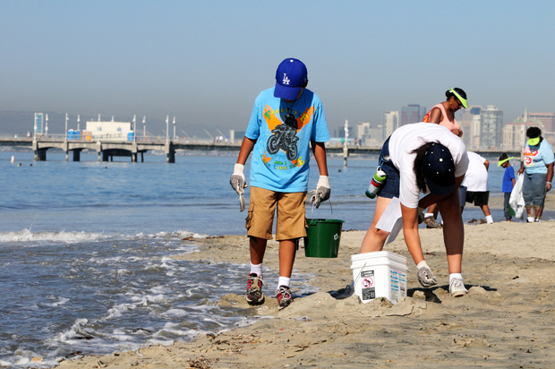 International Coastal Cleanup To Make A Splash This Weekend In Long Beach
