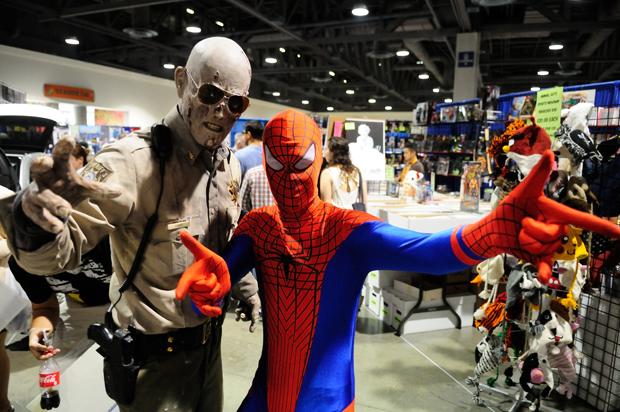 Long Beach Horror Convention