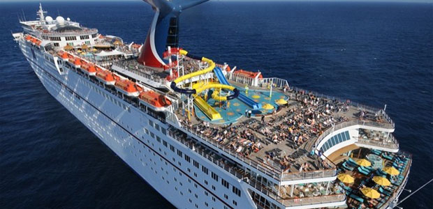Carnival Imagination At Sea Photo Courtesy Of Cruise Lines