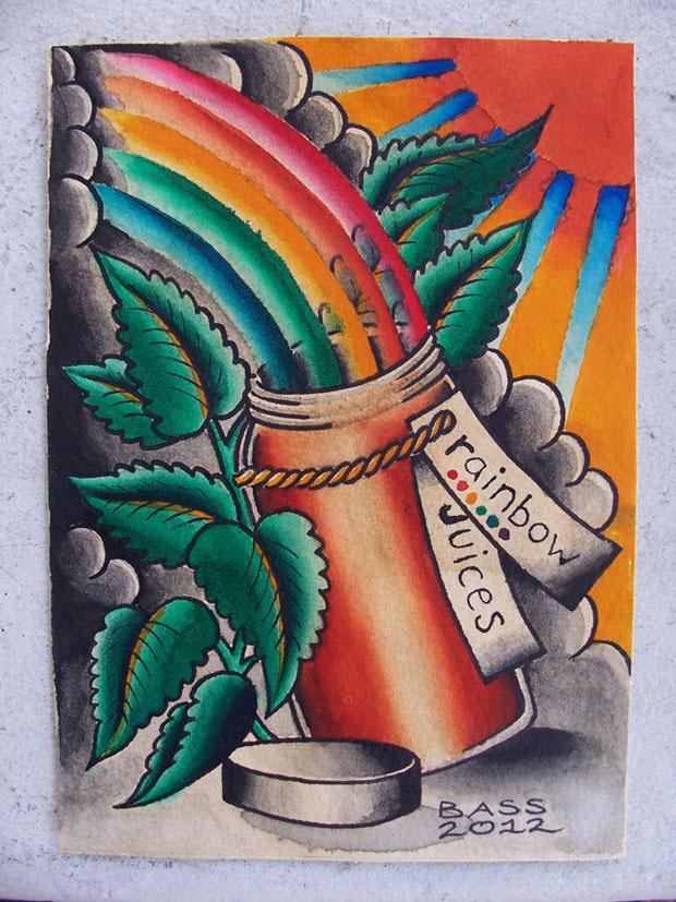 Rainbow Juices 005