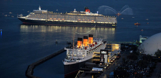 Long Beach To Host A Royal Guest As The Queen Elizabeth Mary Meet Again