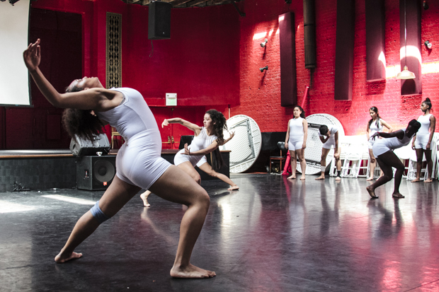 Cortines High School Dance Company by Nguyen Nguyen