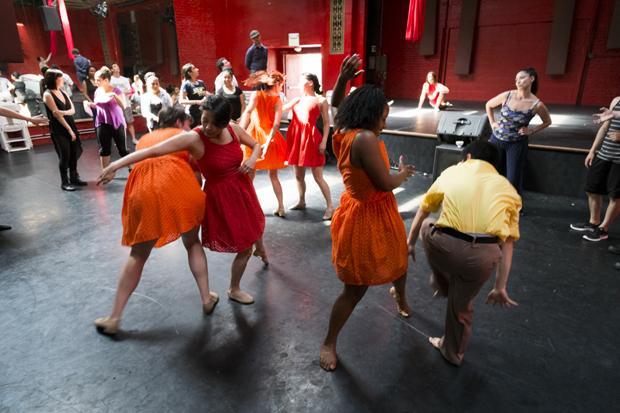 Watson Dance by Da Xu