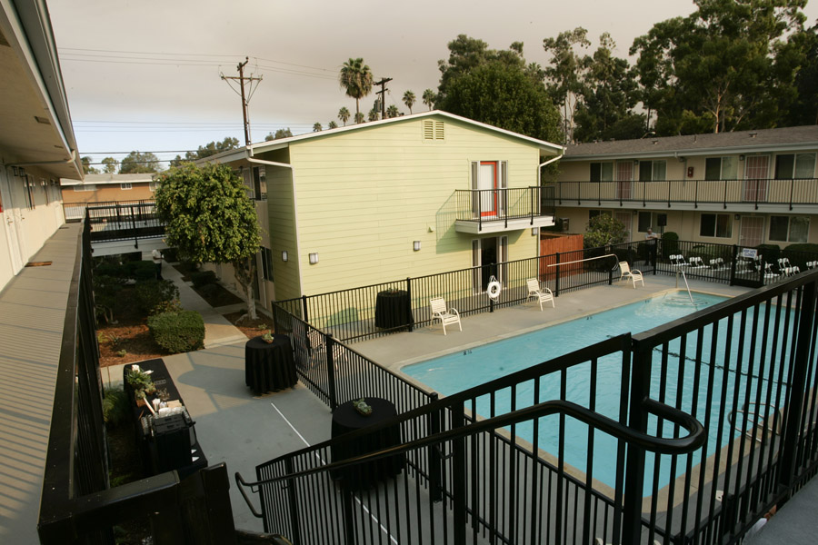 Renovated North Long Beach Apartments Provide Low-Income ...