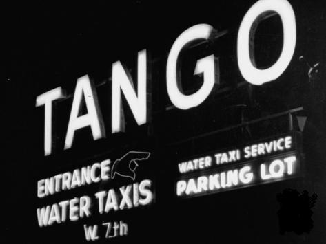 tango sign