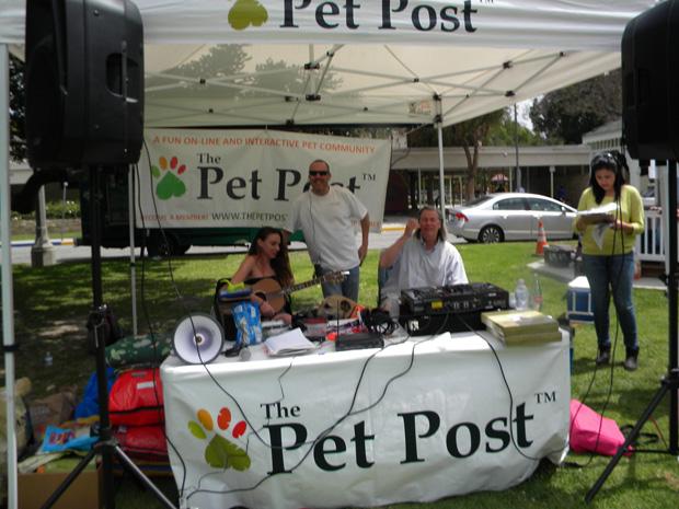 Doug and PEt Post
