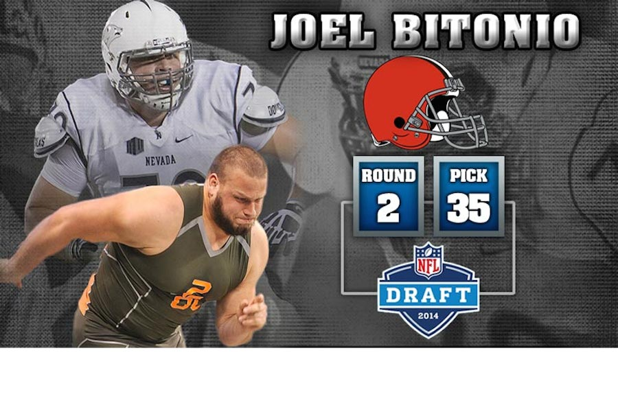 Bitonio-NFL-Draft