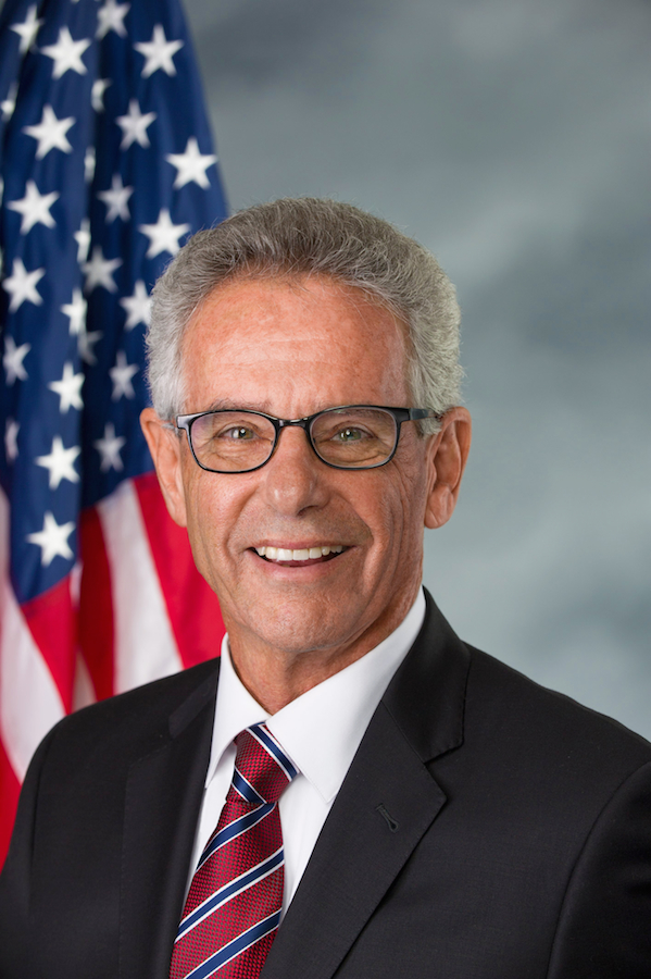 Alan Lowenthal 113th Congress Portrait
