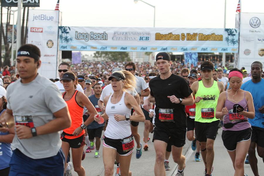 LBMarathon runners