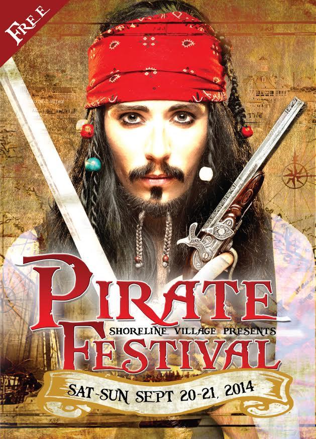 2014 pirate festival