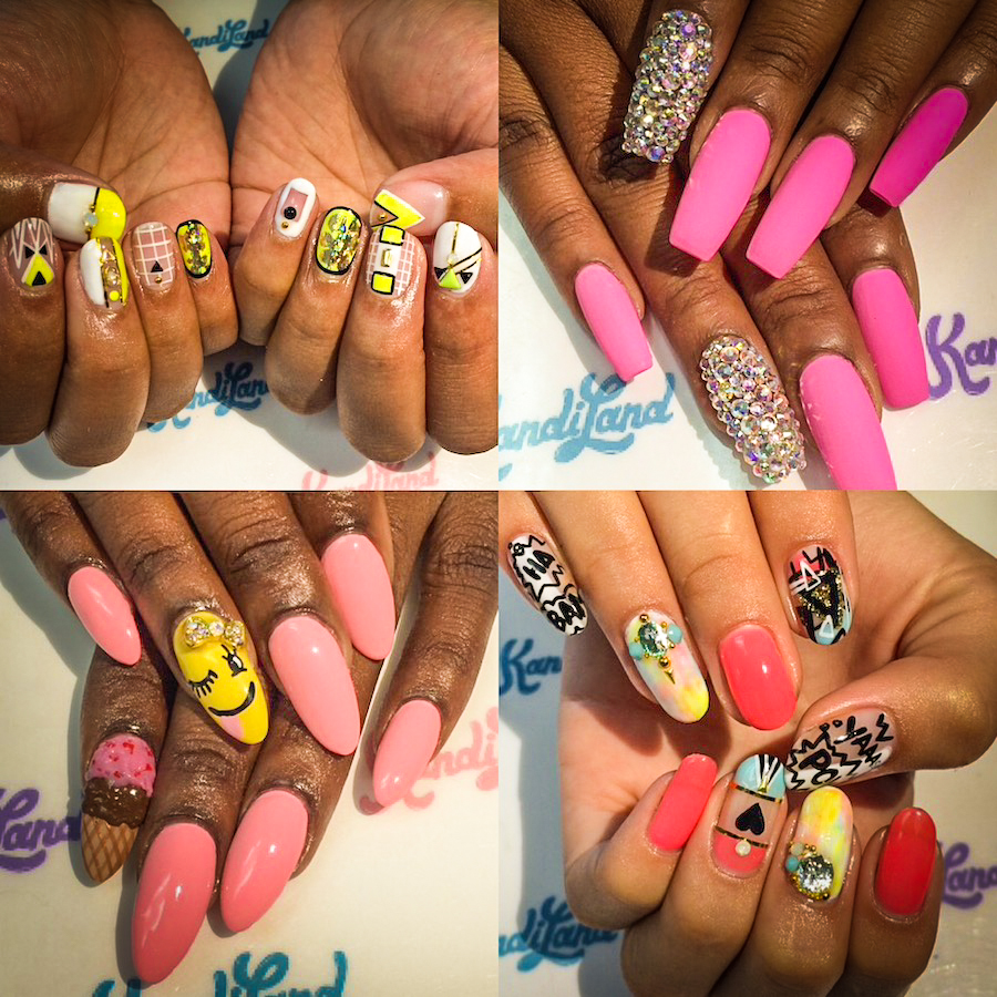 From Nicki Minaj to Demi Lovato, This Long Beach Manicurist \'Nail\'d ...