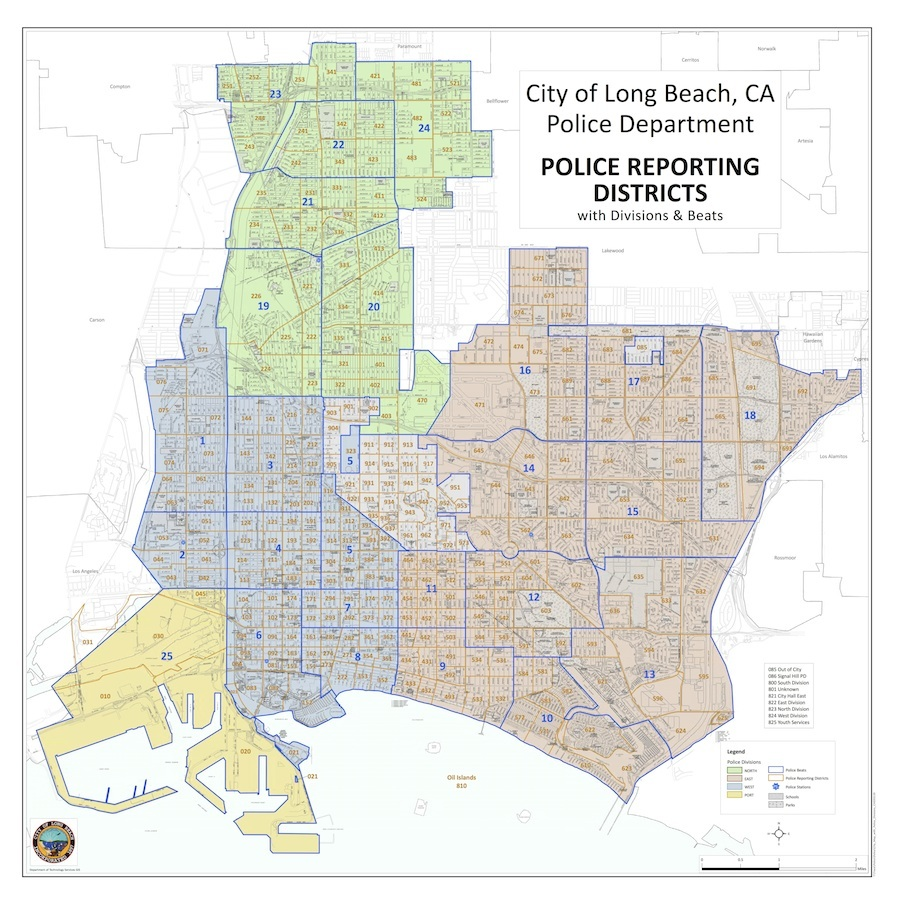 Ride Along: A Night in the Life Of A Long Beach Police