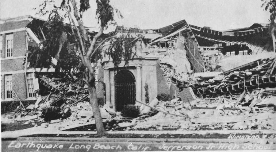 LB Earthquake