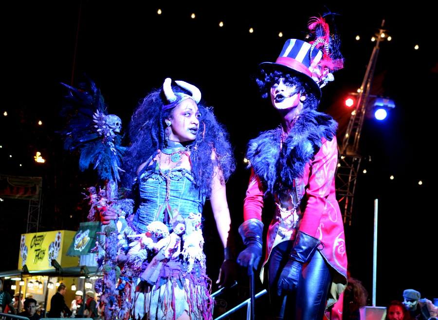 Queen Mary's Dark Harbor 2014: Expectations Sunk • Long Beach Post