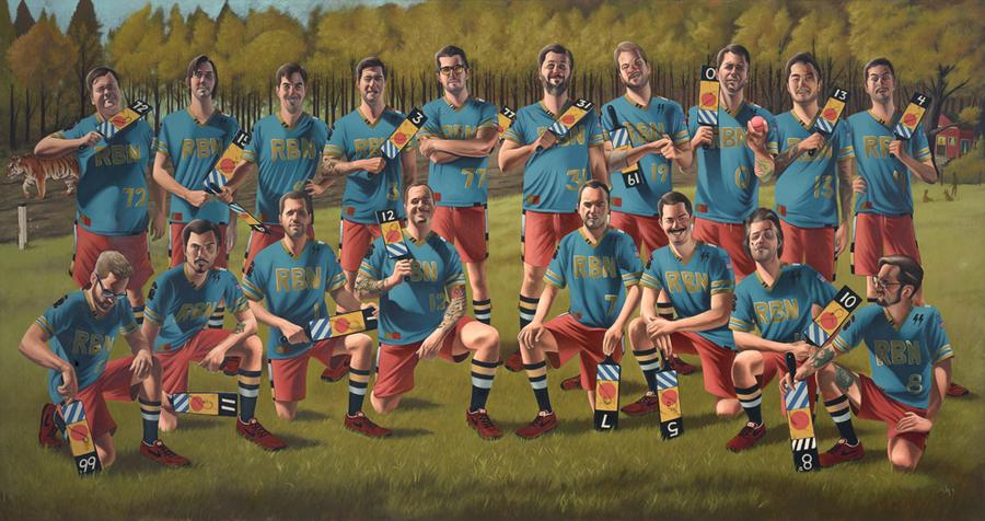 Rabun Gap Tigers 1998 Championship team