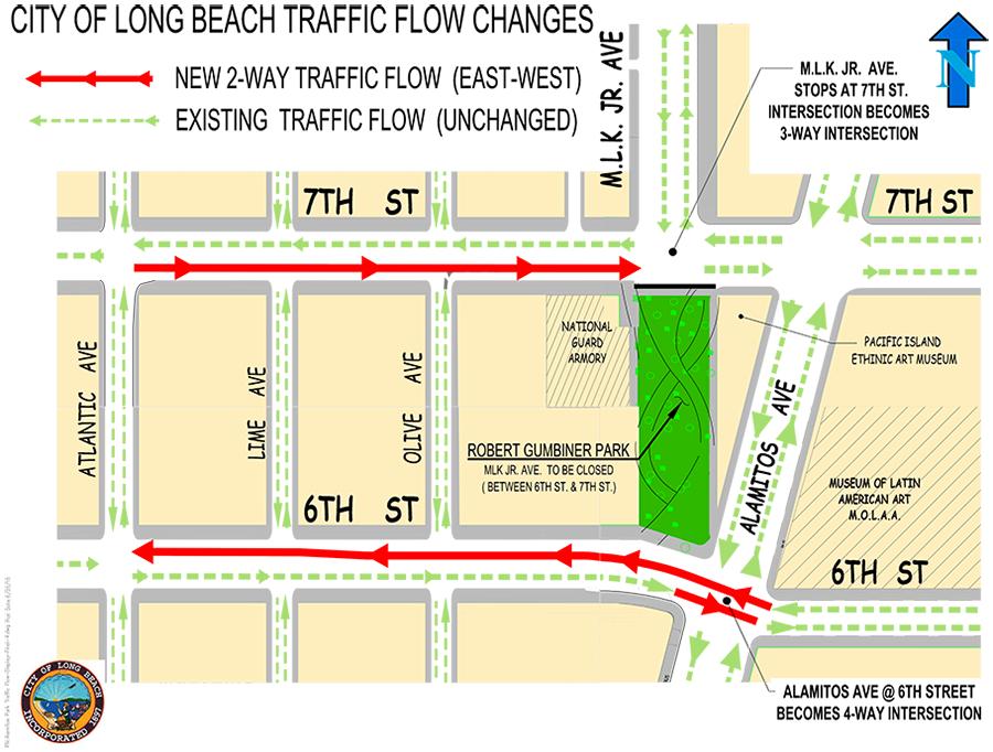 Alamitos-Park-Traffic-Flow-Display-Final-4-Plan-View---Final-4-No-Alleys