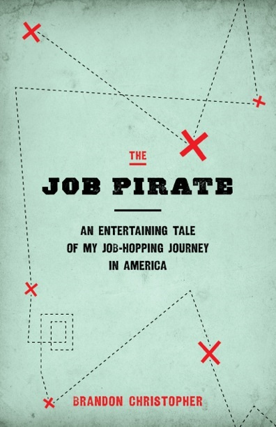 the job pirate cover copy