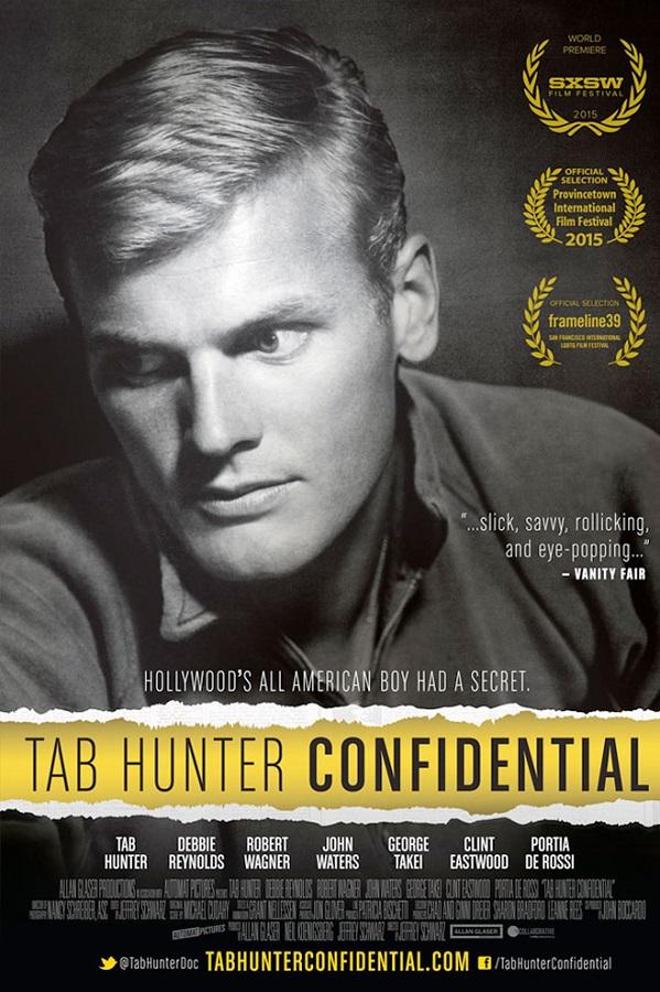 tab hunter poster