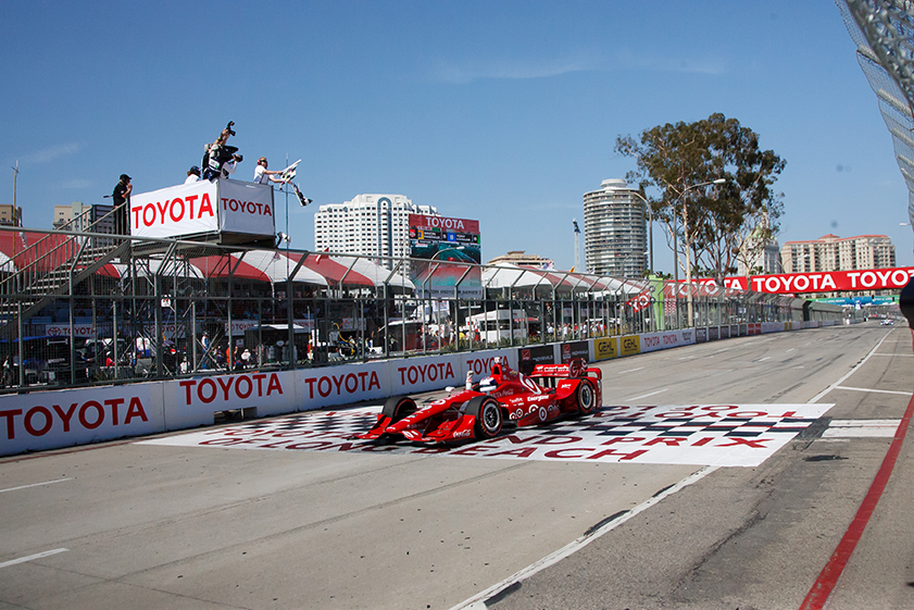 First Ever Run The Course 5k Event To Be Held On Toyota Grand Prix Of Long Beach Race Circuit