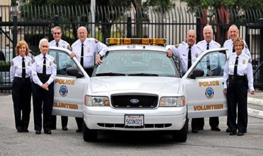 Long Beach Police Department Accepting Applications For Senior Volunteers