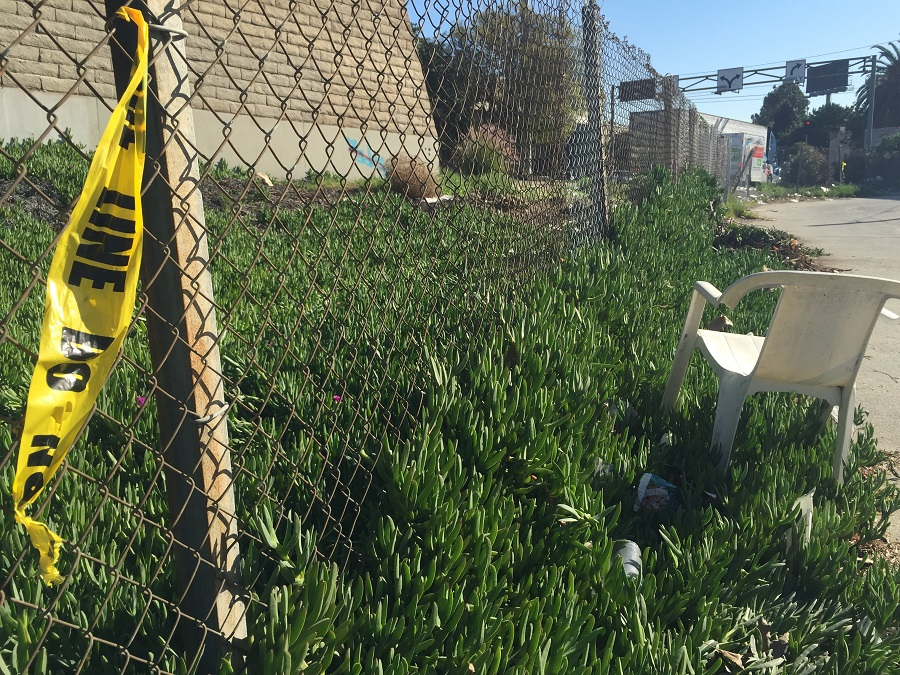 Dead Infant Found in North Long Beach Alley • Long Beach