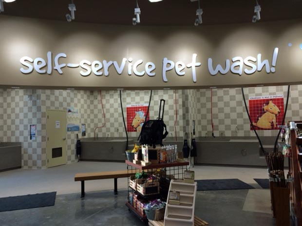 Pet food express grand opening to feature permanent shelter cat pet wash pfes self service solutioingenieria Image collections