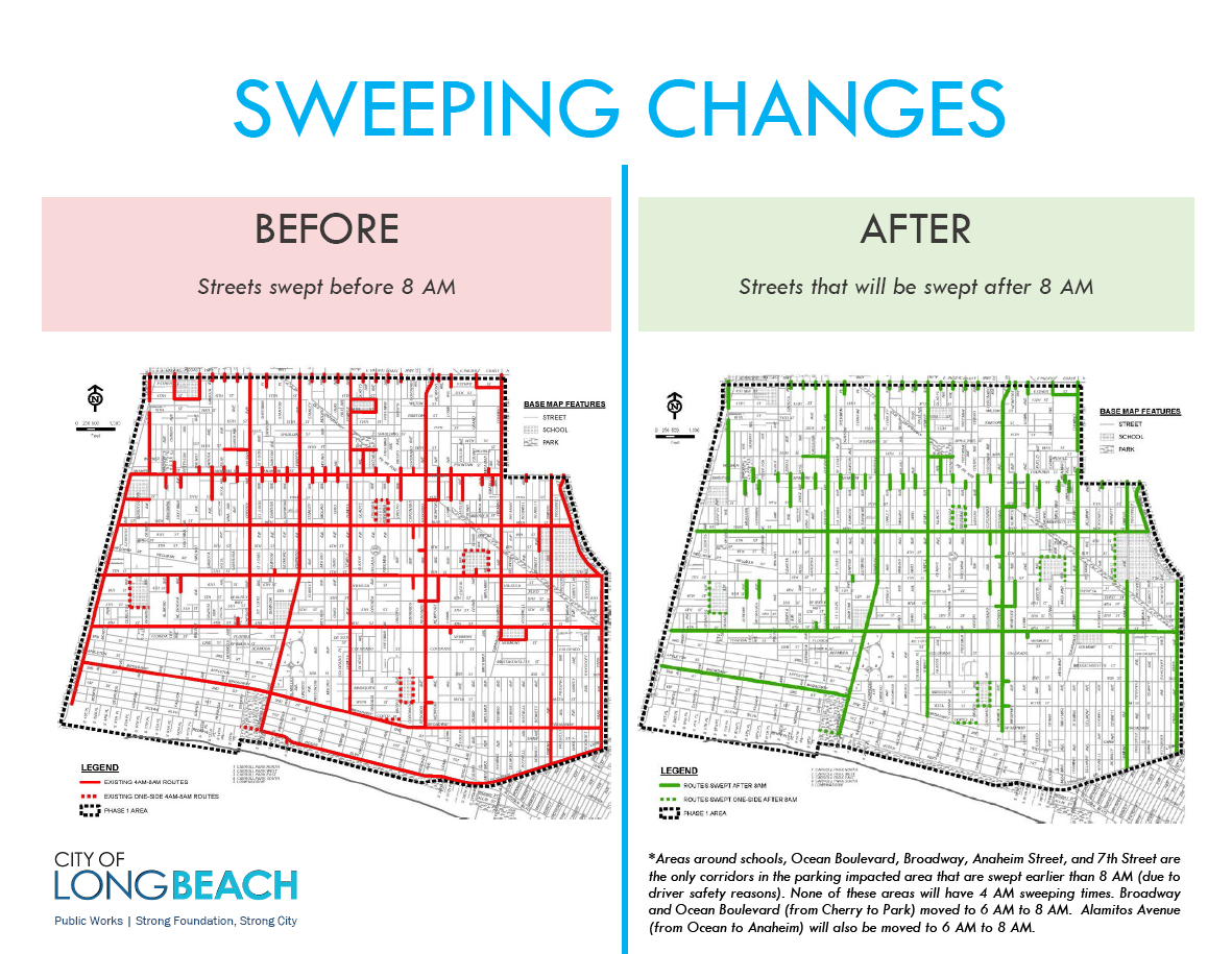Street Sweeping CHANGEs