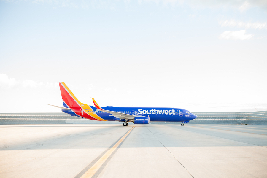 New Southwest Flight Slots At Long Beach Airport Slated To Depart For Vegas