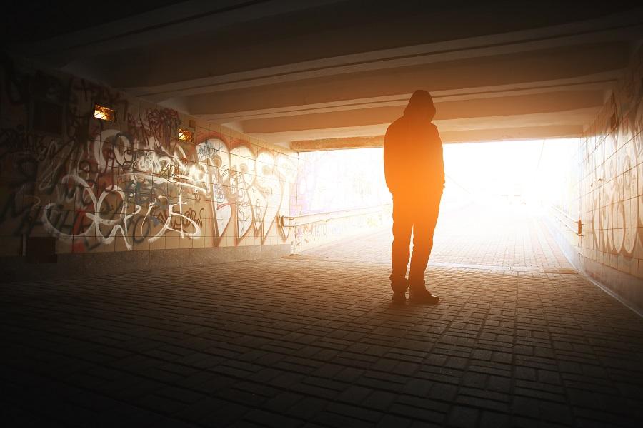 HomelessTunnel