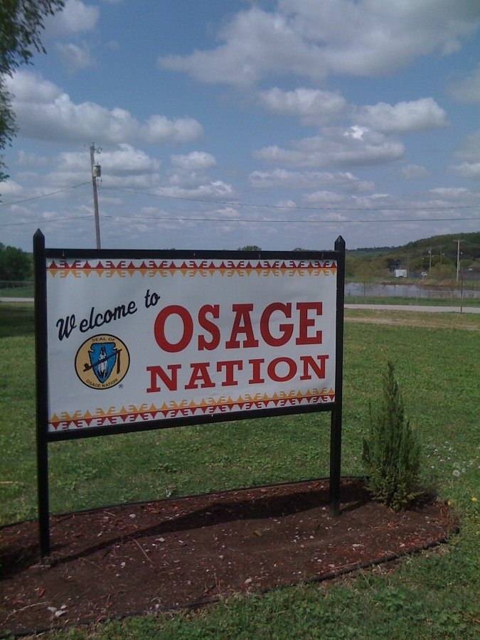 Welcome to Osage