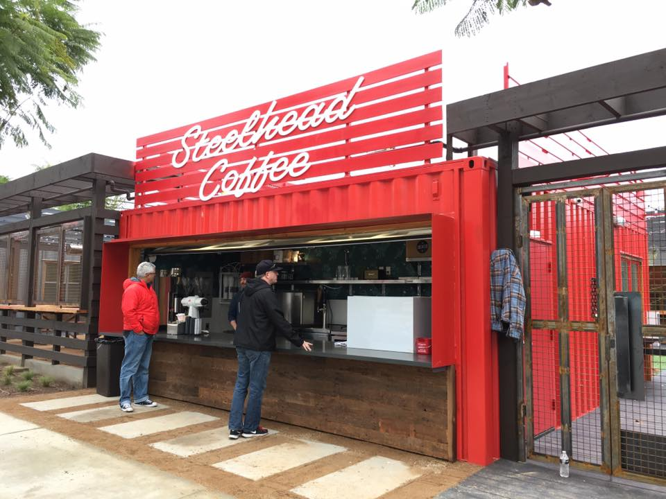 Steelhead Coffee First Vendor to Open at SteelCraft, With More ...