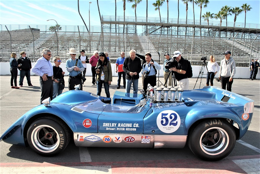 43rd Toyota Grand Prix to Feature Can-Am Race Cars on a City ...